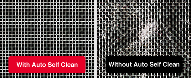 With Auto Self Clean,Without Auto Self Clean