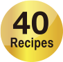 40 Recipes