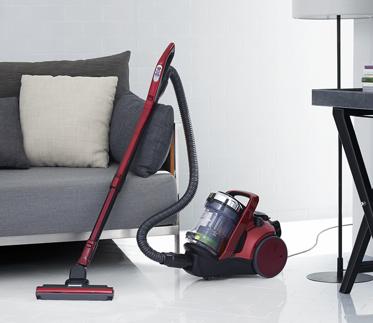 Vacuum Cleaner : Hitachi Sales Middle East