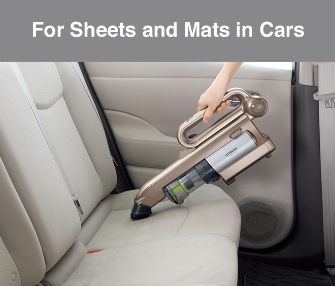 For Sheets and Mats in Cars