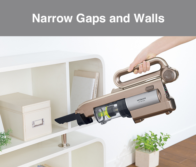 Narrow Gaps and Walls