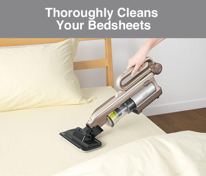 Thoroughly Cleans Your Bedsheets