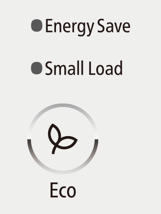 Energy Save, Small Load, Eco